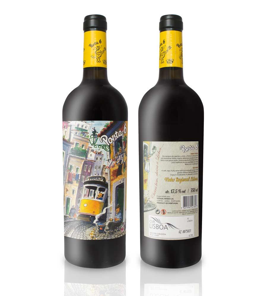 Lisbon wines (Part 1)